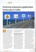 Evolving Enterprise Application Landscape In India