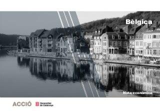 Oportunitats de negoci a Bèlgica