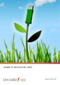 Green IT: Estado del arte