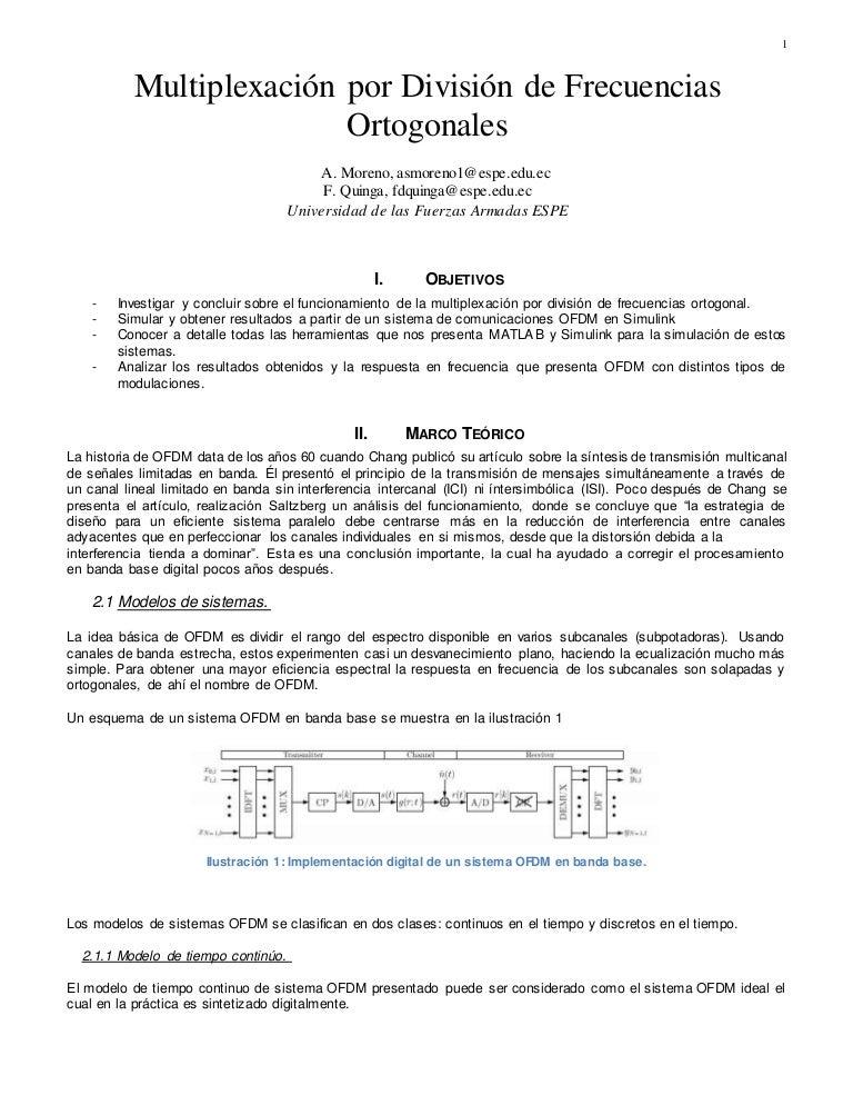Informe ofdm2