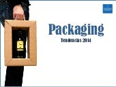 Informe Tendencias en Packaging 2014