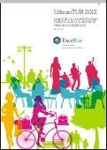Informe  Urbantur2012   Exceltur