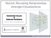 VisLink: Revealing Relationships Amongst Visualizations