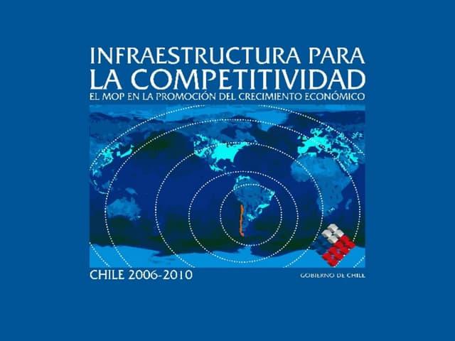 Infraestructura Competitividad Final Conce