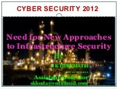 Infrastructure Security by Sivamurthy Hiremath