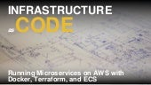 Infrastructure as code: running microservices on AWS using Docker, Terraform, and ECS