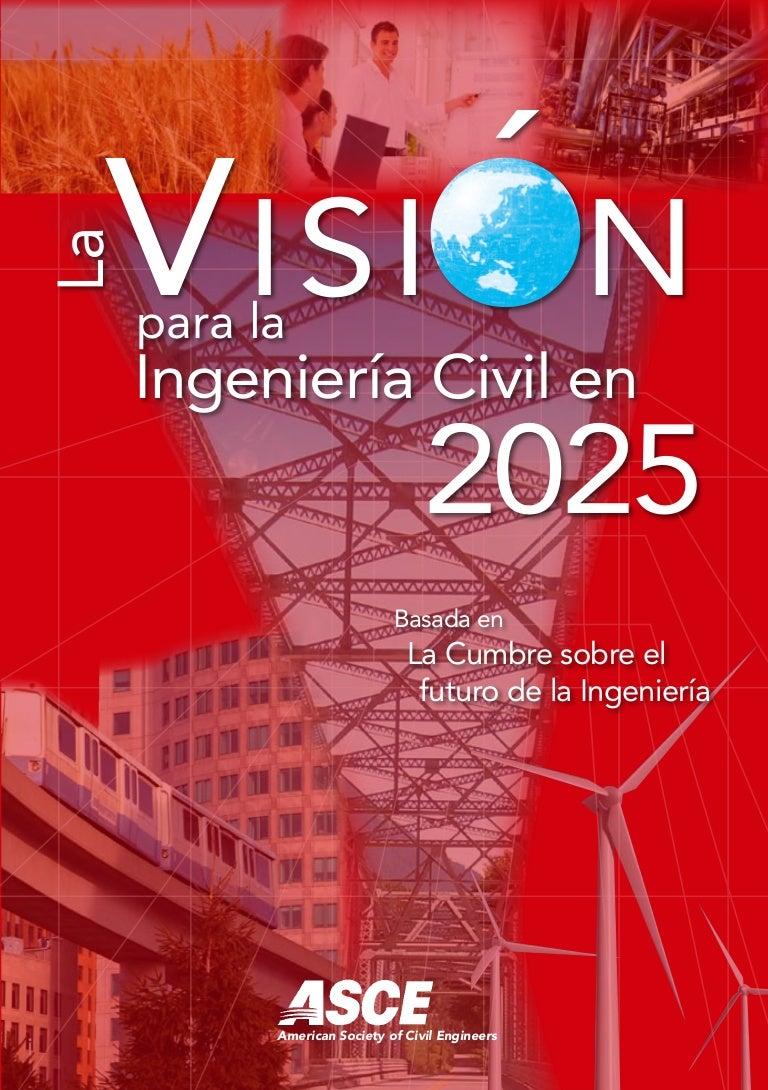 Ing. civil para el año 2025