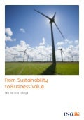 ING Sustainability Study 2018