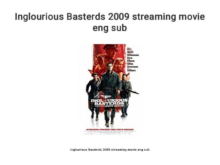 Inglourious Basterds English Stream