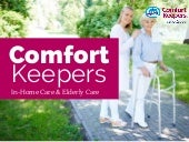 In home Care- Comfort Keepers San Mateo