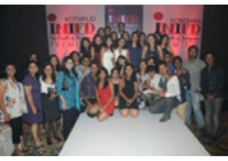 Inifd Pune Kothrud Best Fashion Interior Designing Academy Course