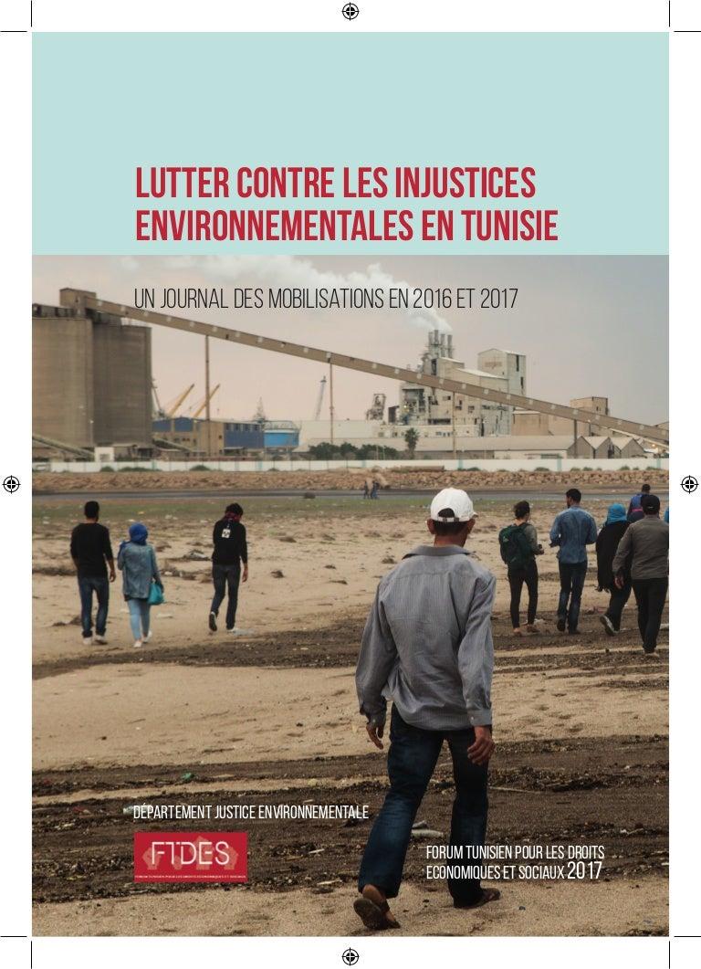 Produit Contre L Humidité Tunisie lutter contre les injustices environnementales en tunisie