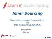 InnerSource: Enterprise Lessons from Open Source