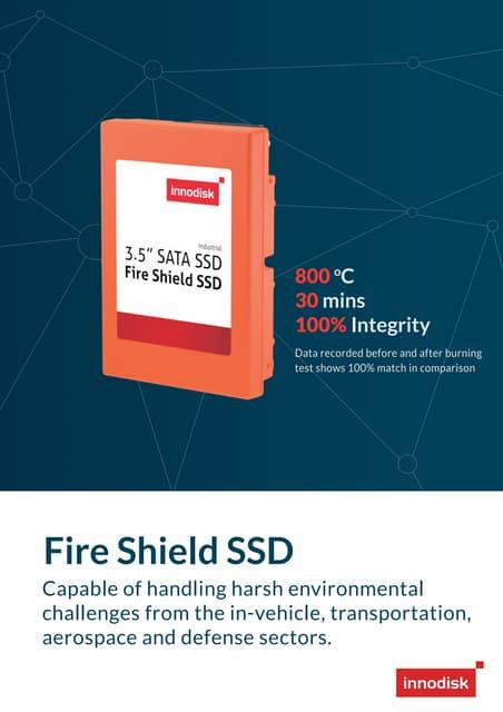 Innodisk Fire Shield SSD