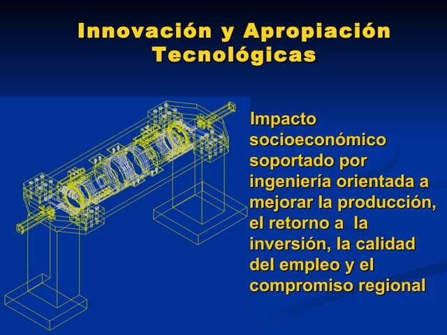 Innovacion Y AdecuacióN