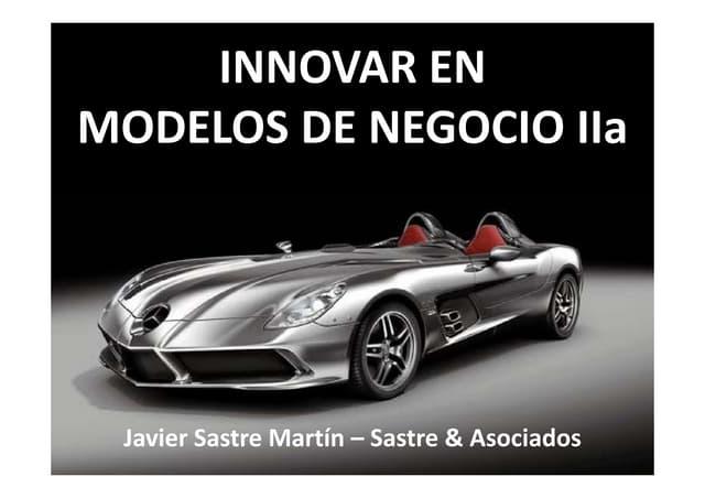 Innovar en modelos de negocio 2