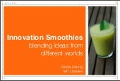 Innovation Smoothie Preview