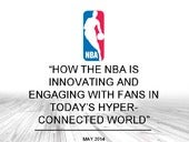 Innovation in the NBA - 383 Byte Breakfast Briefing