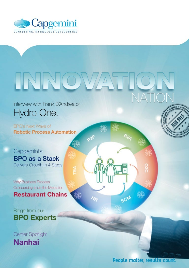Innovation Nation | March 2015