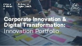 Corporate Innovation Portfolio Management (Excerpt)