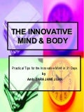 IMB: Practical Tips for the Innovative Mind in 31 Days by Amb Juan