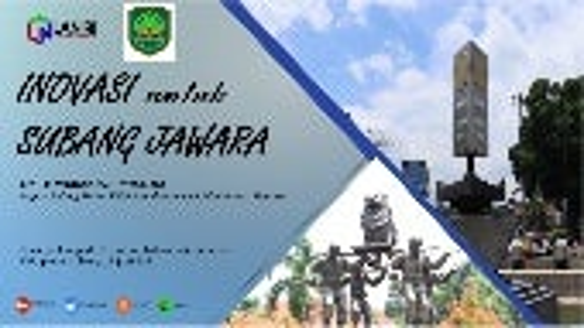 Inovasi Untuk Subang Jawara