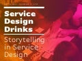 Storytelling in Service Design / Service Design Drinks Berlin