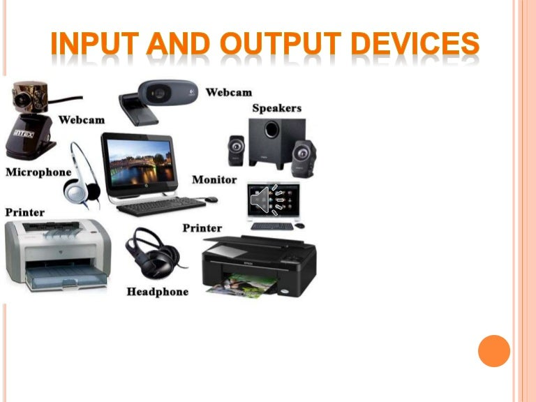 input output devices I/o devices configured to be cost effective and perform successfully the role of input/output device cost has changed from a minor item to the leading factor in determining.