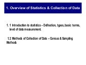 DATA COLLECTION IN RESEARCH