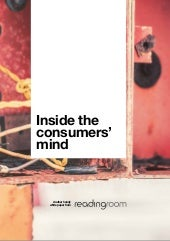 Inside Consumers' Mind - A whitepaper by Reading Room