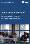 Insightr Consulting - Agency services brochure
