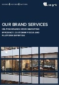 Insightr Consulting - Brand services brochure