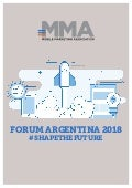 MMA Forum Argentina 2018 - Insights