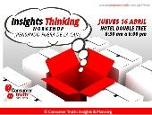 Insights thinking