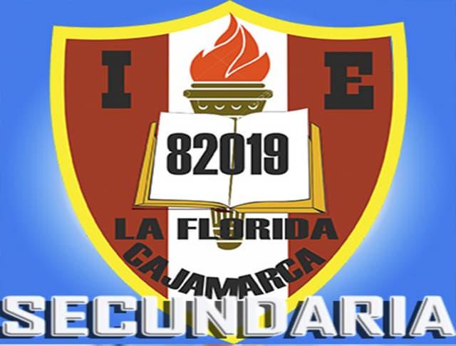 Insignia de la institucion educativa la florida cajamarca