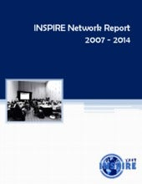INSPIRE Network Annual Report 2014