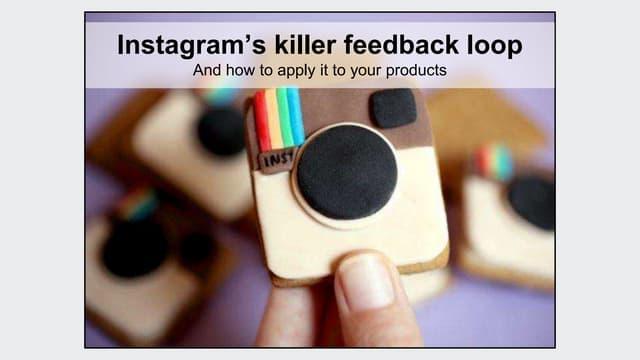 Instagram's killer feedback loop