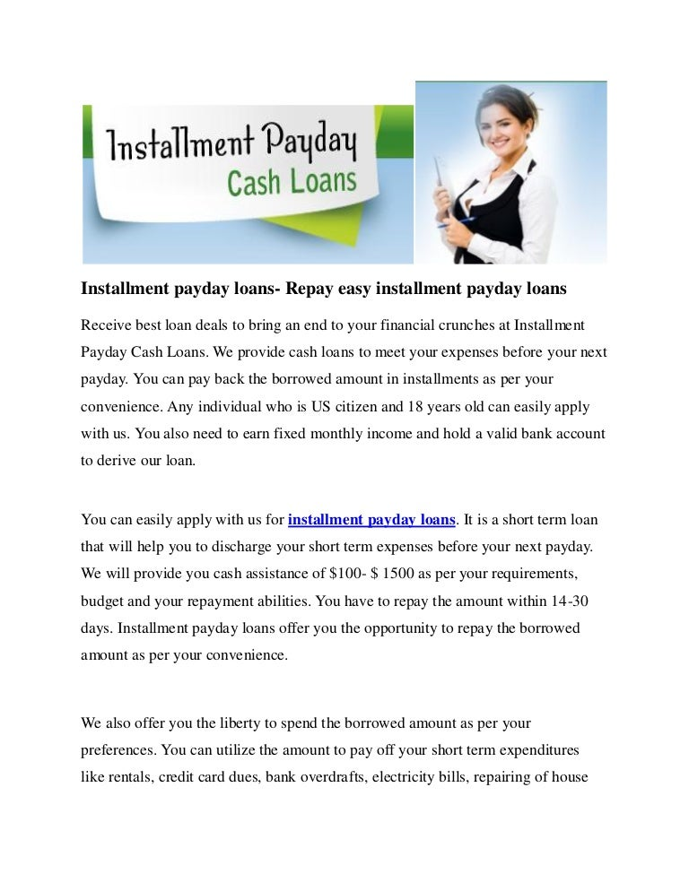 payday advance lending products 3 calendar month payback