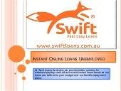 Instant online loans unemployed
