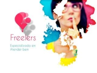Freelers Agencia Digital. Prazer em conhece-lo,