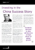 Investing in the China Success Story: Interview with: Paul Bloxham, Chief Economist, HSBC, ANZ - Institutional Investors Summit