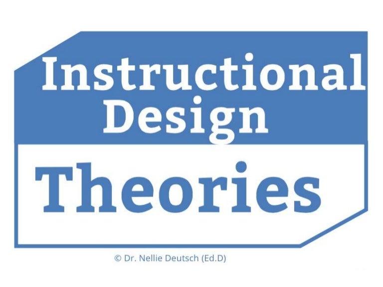 Instructional Design Theories