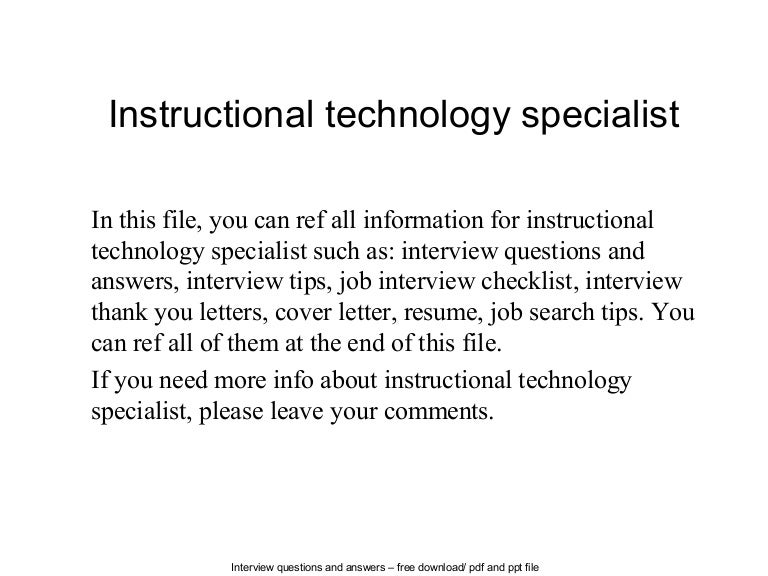 instructionaltechnologyspecialist 140702085456 phpapp01 thumbnail 4 jpg cb 1404291330