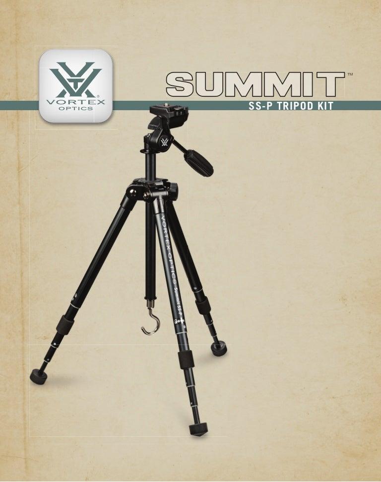 Vortex Optics Summit SS Tripod Quick-Release Plate