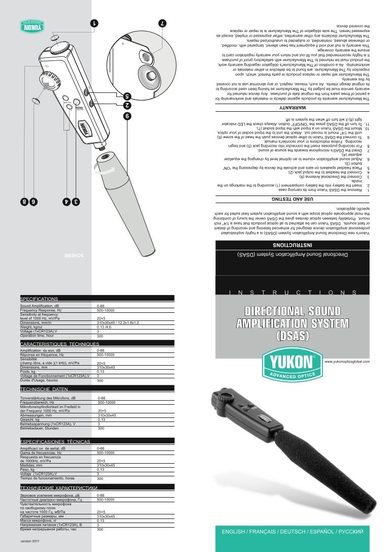 What A Microphone Does Manual Guide