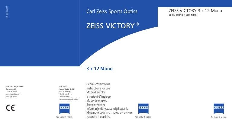 Carl Zeiss datazione obiettivo