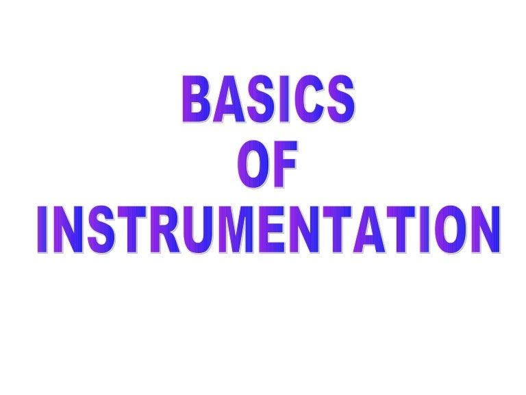 Miraculous Basics Of Instrumentation Wiring Digital Resources Instshebarightsorg