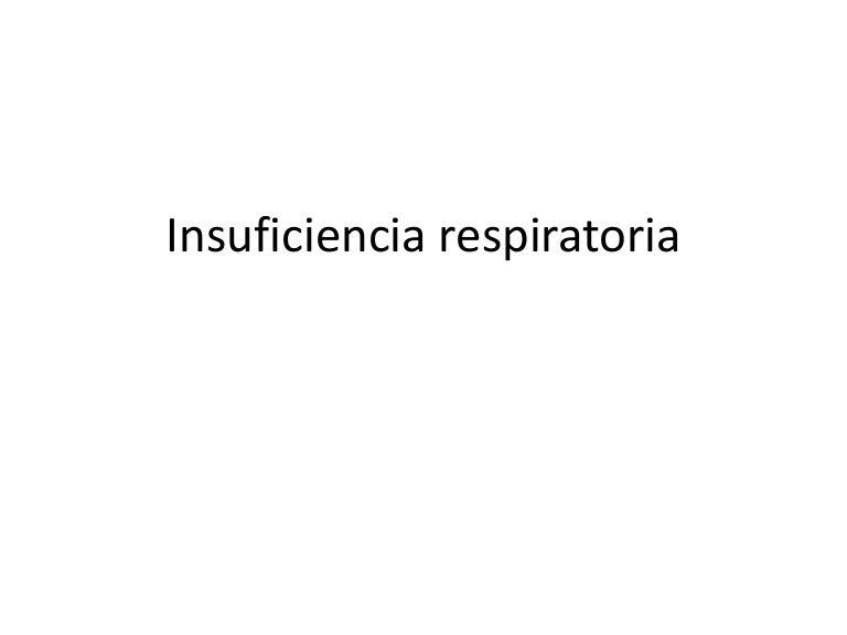 insuficiencia respiratoria aguda sintomas de diabetes