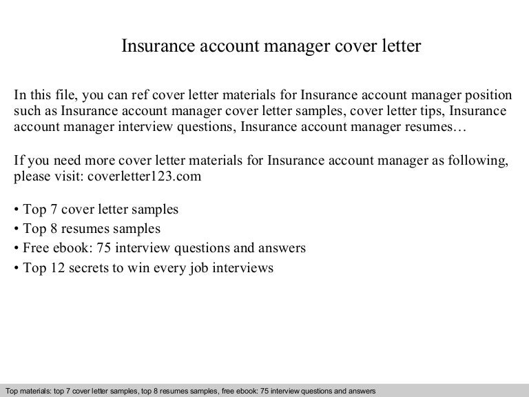 Insuranceaccountmanagercoverletter 140828214130 Phpapp02 Thumbnail 4cb1409262118