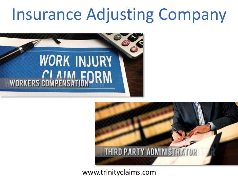 Insurance Adjusting Company